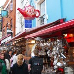 Portobello Markets © Travel Signposts