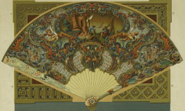 18th Century French Fan