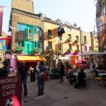 Neal's Yard, Covent Garden © Travel Signposts