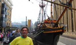Golden Hinde, London © Travel Signposts