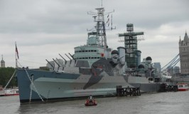 HMS Belfast, London © Travel Signposts