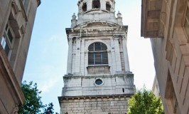 St Brides Fleet Street