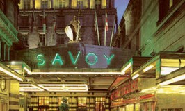Savoy Hotel in London
