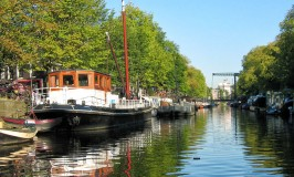Amsterdam canals make it the Venice of the North