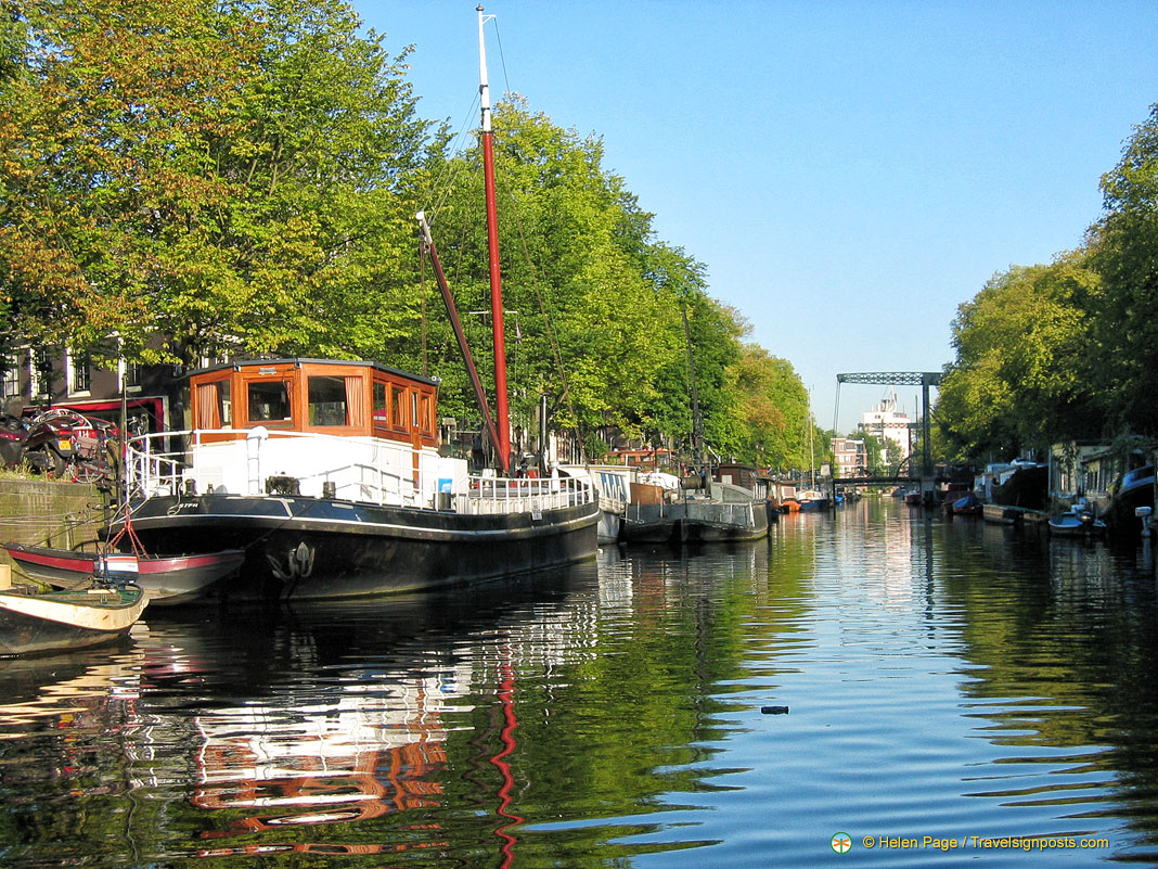 "Amsterdam's Canals - ""Venice of the North"""