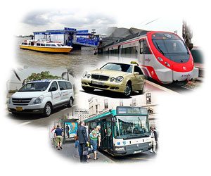 Schiphol Airport Transfers