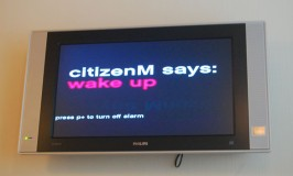 CitizenM – Amsterdam Airport Hotel