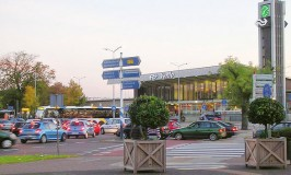 Venlo Railway Station by J.Roßkamp