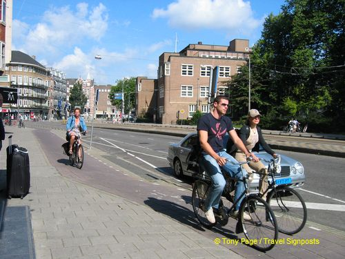 Amsterdam Sightseeing Bike Tours