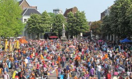 Koningsdag 2015 – King's Day in Amsterdam