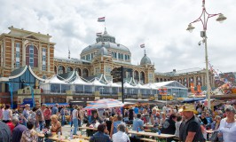 Scheveningen – A Bootscooting Seaside Resort