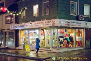 Tromso's Famous Sweater Shop