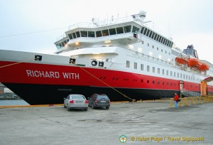 Hurtigruten - Richard With