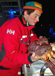 King Crab Fishing, Norway