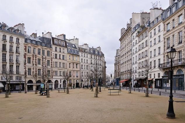 Paris Square