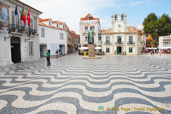 Cascais - A Fashionable Seaside Resort