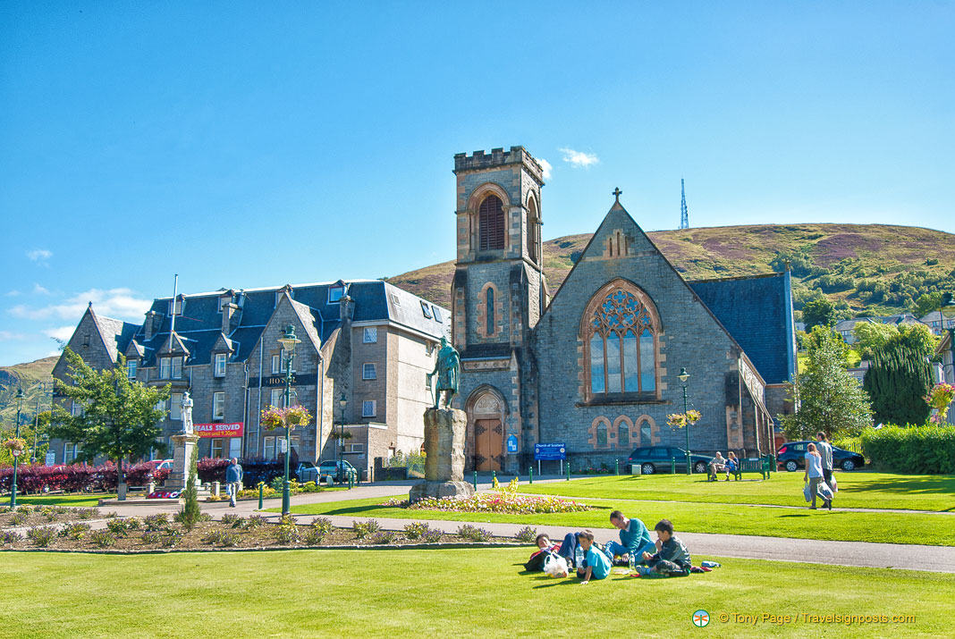 Fort William - Outdoor Capital of the UK