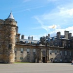 Holyrood Palace © Travel Signposts