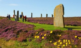 Ring of Brodgar, Orkney © Travel Signposts