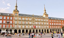 Plaza Mayor - Madrid Square