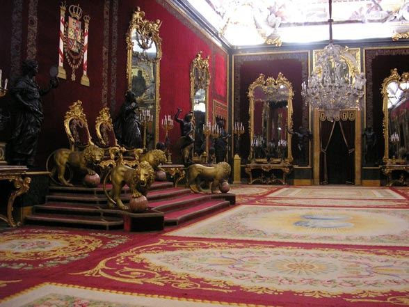Royal Palace Throne Room