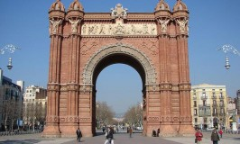 Arc de Triomf - Photo by Bajajvikram