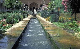 The Generalife, Alhambra