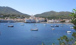 Cadaqués Harbour by Nathan