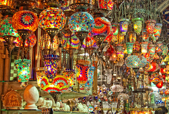 The Grand Bazaar