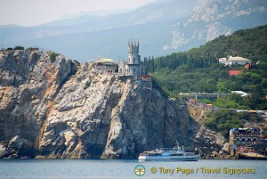 Swallow's Nest - Water View, Yalta