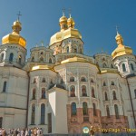 Monastery of the Caves (Lavra), Kiev