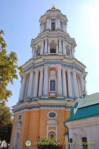 Belltower, Monastery of the Caves, Kiev