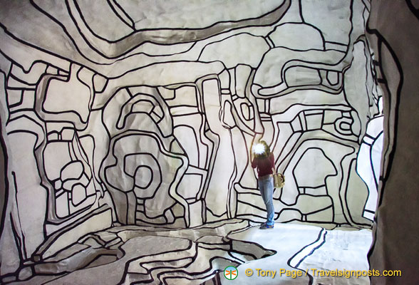 le jardin d 39 hiver by jean dubuffet. Black Bedroom Furniture Sets. Home Design Ideas