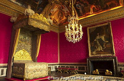 This Room Was Louis Xiv S Throne Room