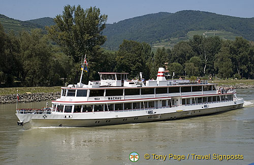 An older Riverboat