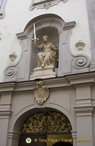 Salzburg was the home and birthplace of Wolfgang Amadeus Mozart