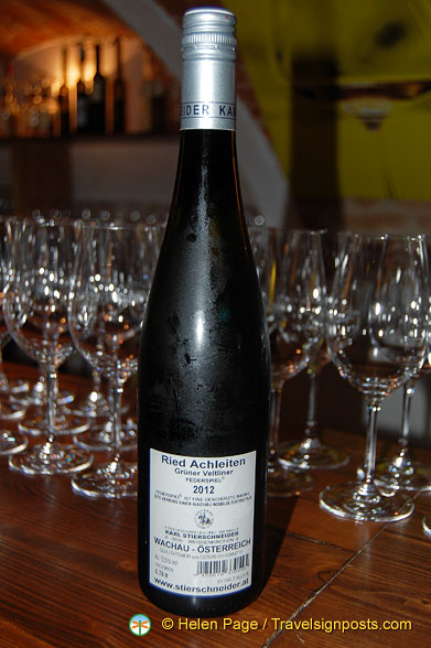 Ried Achleiten is the Wachau Valley's prestigious Grand Cru region
