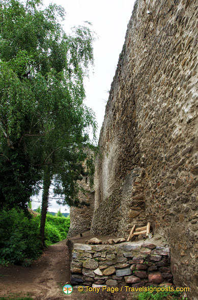 Fortification wall of Weissenkirchen