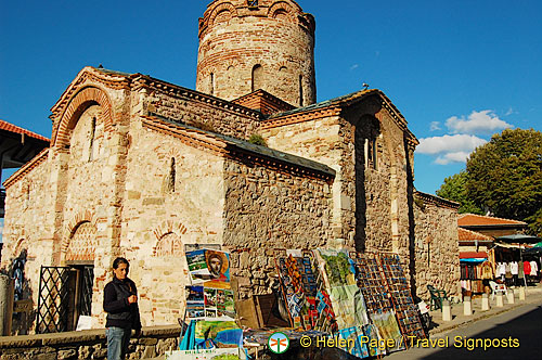 The Church of Christ Pantocrator is an Eastern Orthodox church