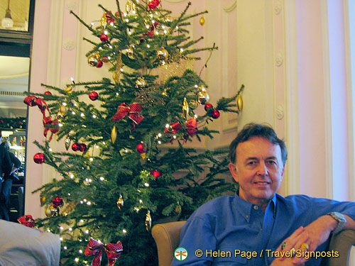 Christmas at the Charing Cross Thistle Hotel