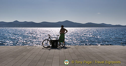 Zadar - Croatia - Waiting for Zadar's amazing sunset