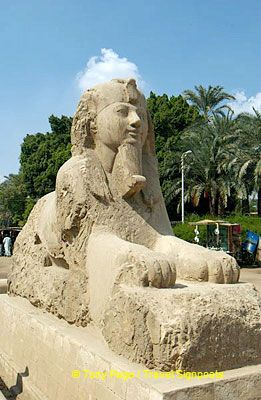 At 80 tons, this is the largest calcite statue ever found.