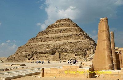 Monuments include the earliest ancient funerary structures to Coptic monasteries