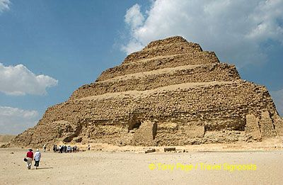 Saqqara became the royal necropolis for the Old Kingdom capital of Memphis