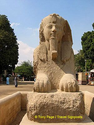 Ptah was the chief Memphite god.