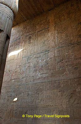 [Temple of Luxor - Egypt]