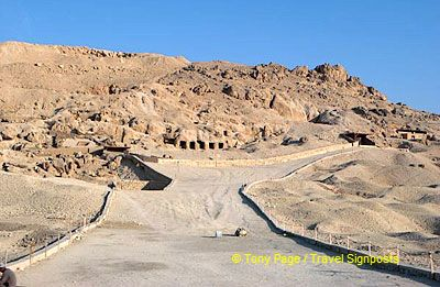 [Valley of the Kings - Egypt]