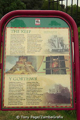 FitzHamon was a knight in the service of William the Conqueror