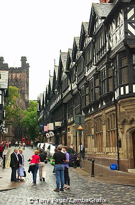 Chester | Cheshire | England
