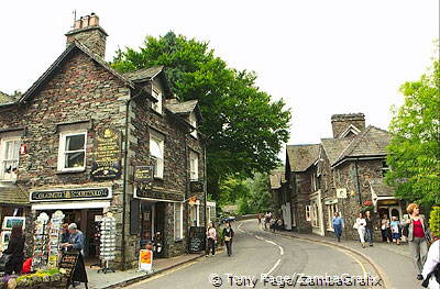 [Grasmere - The Lake District - England]